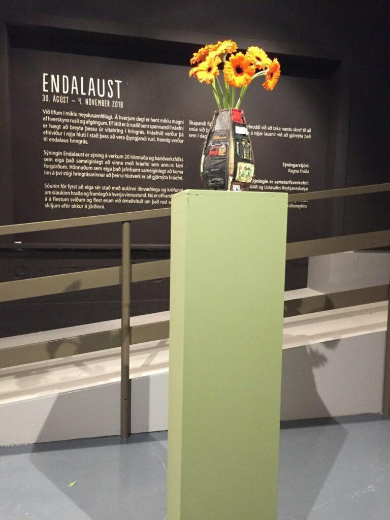 Guðrún Borghildur vasi vase