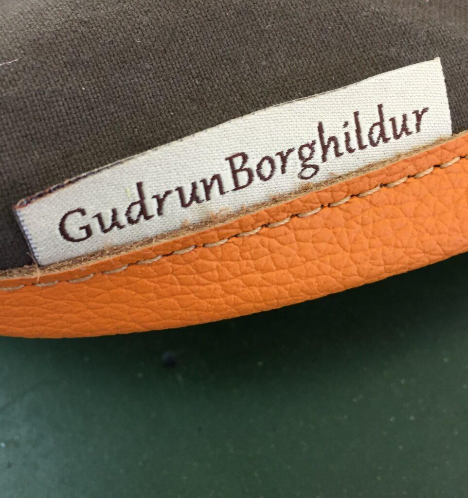Guðrún Borghildur gímald infinity tote