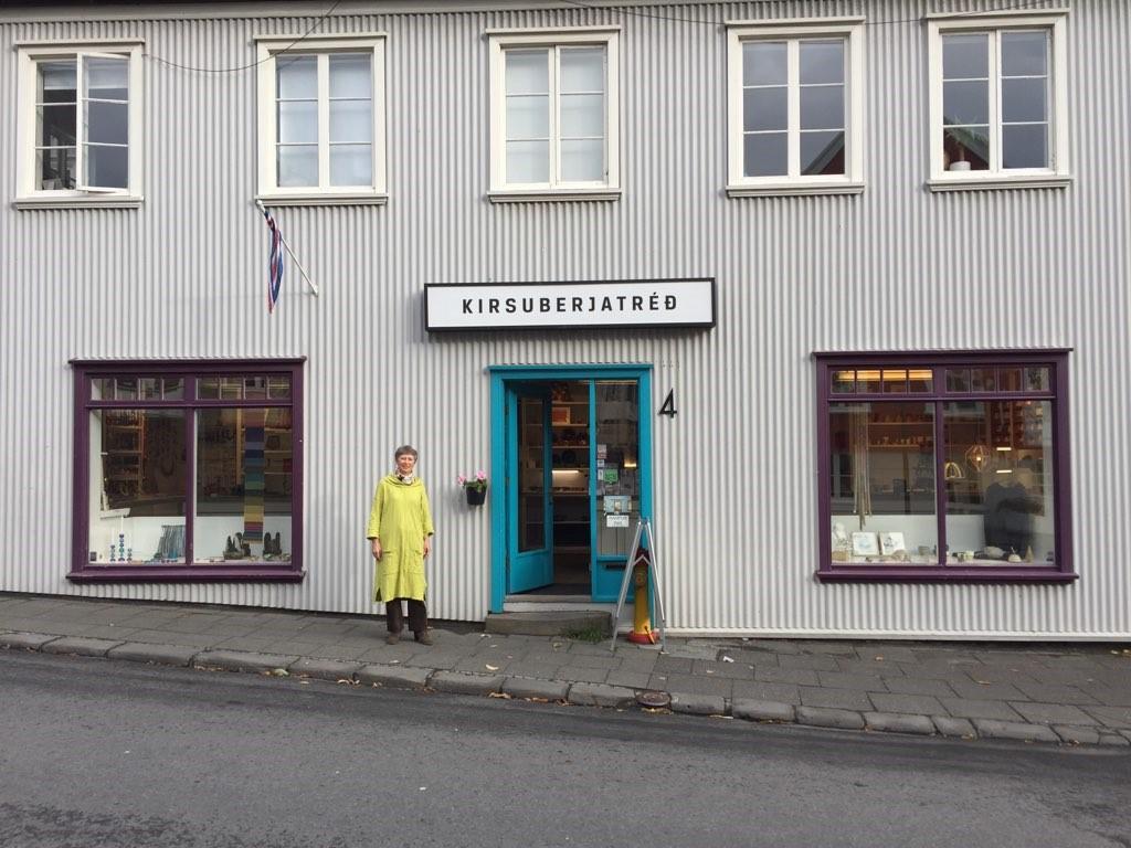 Guðrún Borghildur Kirsuberjatréð