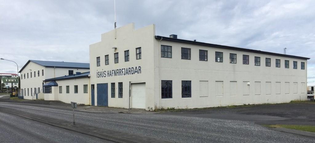 Guðrún borghildur Íshús Hafnarfjarðar